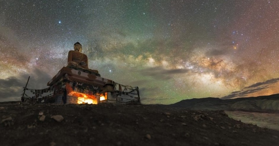 India's Best Place for Star Gazing and Night Sky Photography