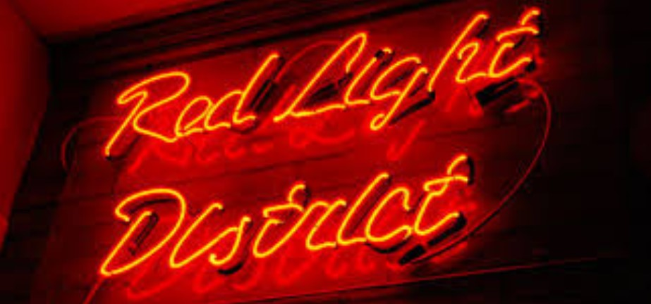 India's 6 Most Famous Red Light District