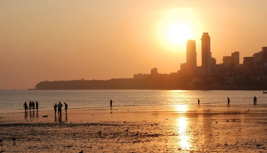 The Beach of Chowpatty