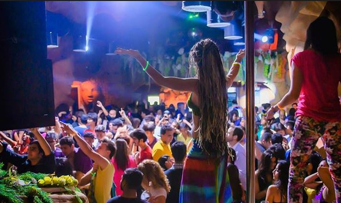 Popular Night Clubs in India